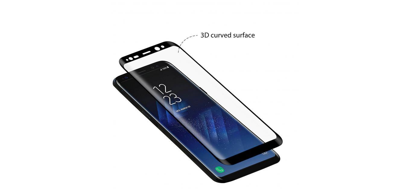 Samsung Kavisli Ekran Koruyucuları