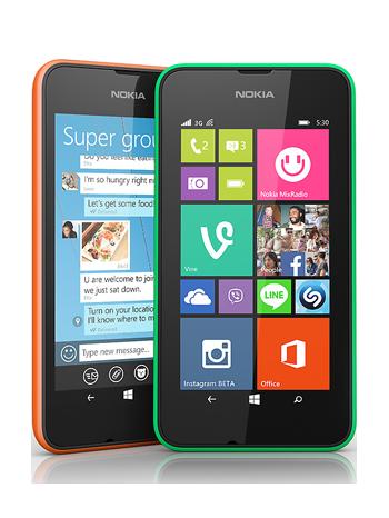 Nokia Lumia 530 Kılıf ve Aksesuarları