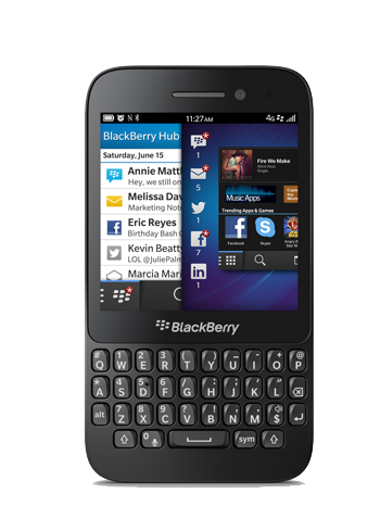 Blackberry Q5 Kılıf ve Aksesuarları