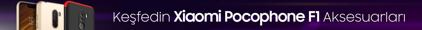 Xiaomi Pocophone F1 Kılıf ve Aksesuarları