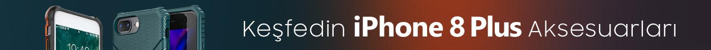 Apple iPhone 8 Plus Kılıf ve Aksesuarları