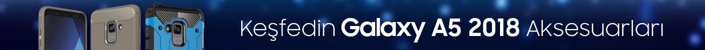 Samsung Galaxy A5 2018 Kılıf ve Aksesuarları