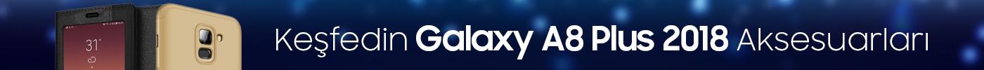Samsung Galaxy A8 Plus 2018 Kılıf ve Aksesuarları